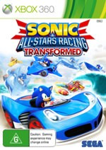 Sonic All-Stars Racing